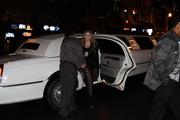 Sara Ann arriving to NU Awards Show 2014!