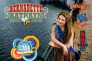 Brernadette Kathryn CMA Fest 2014 1