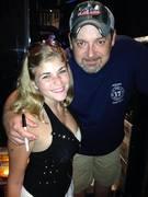 Sara Ann with Chris Cagle