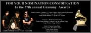 FOR YOUR CONSIDERATION IN THE 57TH GRAMMYAWARDS