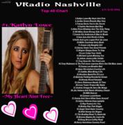 some of VRadio Nashville top 40s