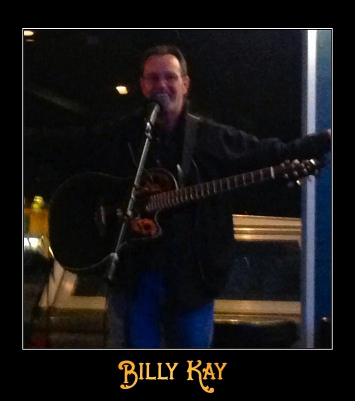 Billy Kay: Doin What I Do :)