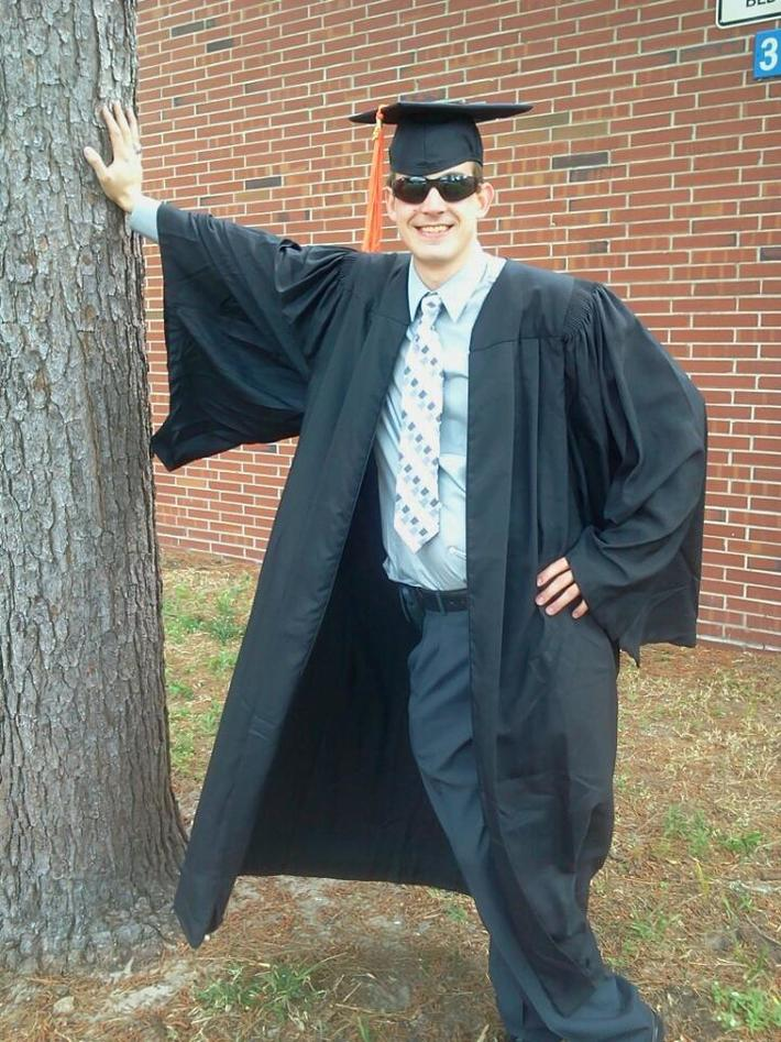 University of Florida Grad!