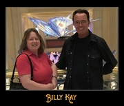 Billy Kay with Ann Marie