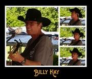 Billy Kay performing in Summitville, TN