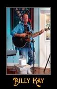 Billy Kay Performing at The Blue Lagoon in Laughlin NV