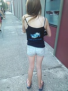 IMG_20160605_183216Mariah Rocking a Kate McRae Shirt at Country Fest 2016 ( sorry Chad) no shirts small enough for her lol...