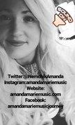 Amanda Marie Music social media