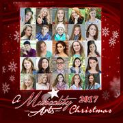 Musicality Arts - Christmas CD Artwork