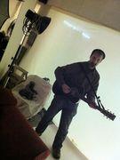 Playin Guitar