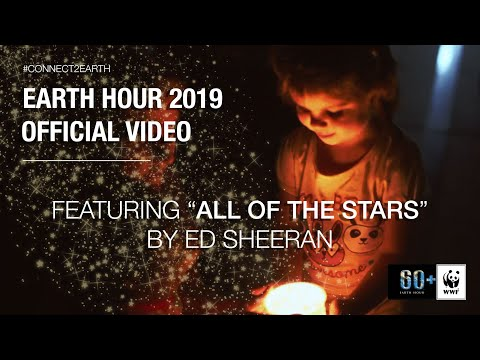 Official Earth Hour 2019 Video: #Connect2Earth
