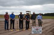 Lakeland Aero Club Groundbreaking Ceremony