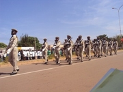 La police n'a pas manqué à la tradition du 11 décembre