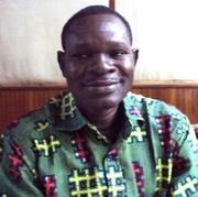 Golo Barro, secrétaire général aux affaires sociales - bureau Synatic/HB