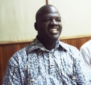 Emma Weyamba, élu secrétaire général du bureau Synatic section des Hauts-Bassins