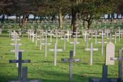 Neuville St-Vaast German WW1 Cemetery, France