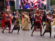 Spirit of Malaysia at Malaysia Week London 2012