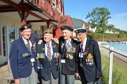 D-Day 70th Anniversary - Canadian veterans tour June 2014