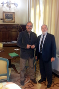Primera reunión con el Ministro  Arias Cañete (2)