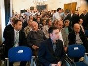 Entrega de la Gran Cruz al Mérito Agrario a Joan Brusca