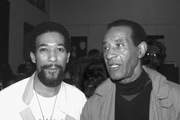 Nasar Abadey and Max Roach