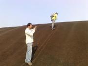 Vistoria ao Sítio Arqueológico da Pedra Preta - Paranaíta (MT)