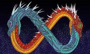 Dragon Orobouros