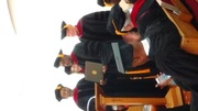 Dr Scott receiving Honorary Doctorate 8-29-2015