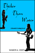 Thicker Than Water (Brands Crossing Series)