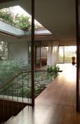 atriový dům