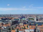 Zelené střechy budou v Kodani povinné