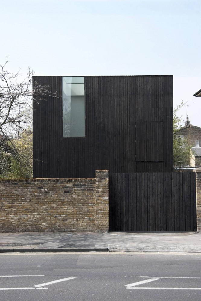 činžovní dům v Londýně