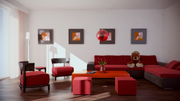 Návrh interiérů