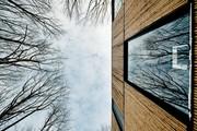 Nízkoenergetický bambusový dům, Rotselaar, Belgie 1