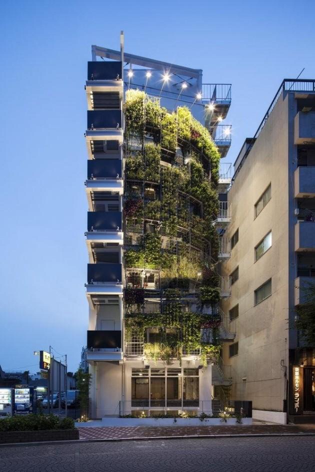 Vent Vert, Tokio, Japonsko 1