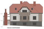 Rekonstrukce vily v Humpolci