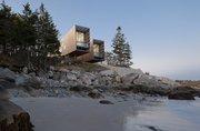 Two Hulls House, Nova Scotia, Kanada
