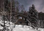 Maďarská lesní chata od T2.a Architects 1