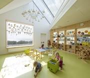 Dřevěná mateřská škola