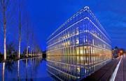 Jaqua Akademické centrum pro sportovce od ZGF Architects