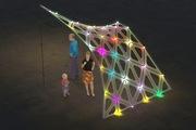 Parametricka architektura - Nočná hviezda