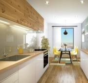 Návrh interiéru 2 izbového bytu