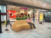 Návrh mobiliáru - Aupark 2