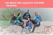 Yoga Instructor Training in India