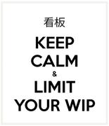Keep Calm Kanban