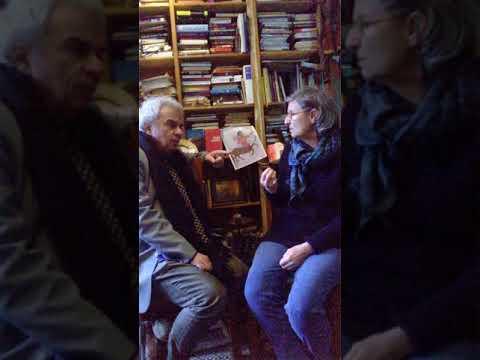 Jacques Halbronn, entretien  avec Françoise Mairal IIe partie  sur la réincarnation etc.