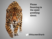 Phone Sourcing