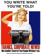 TOPIC ~ Journalism + Freedom of the Press