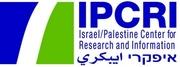 IPCRI - Israel/Palestine…