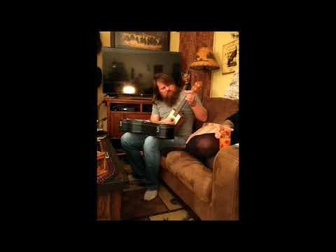 Toby Weaver on Kentucky Mojo Cigar Box Ukulele